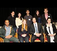 2013 Alumni Panelists