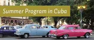 Cuba Summer Program