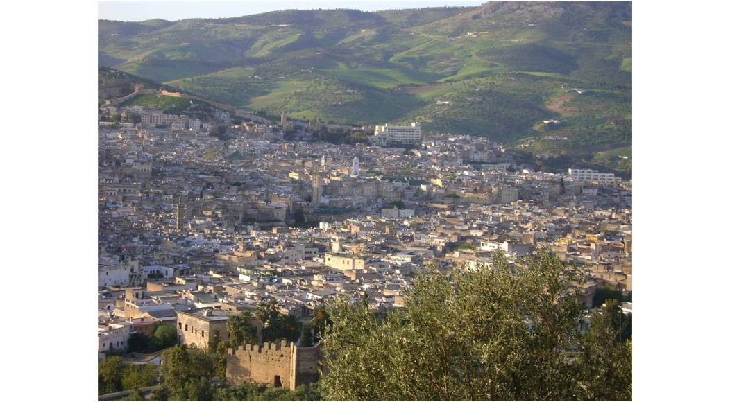 Fes panorama