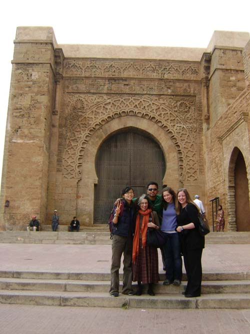 Group shot- Rabat