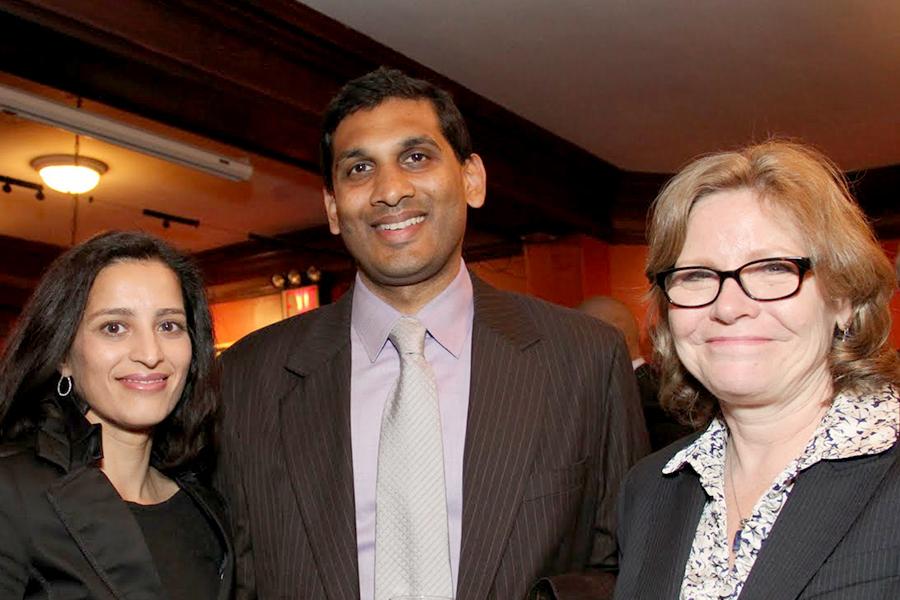 Saileshi Patel, Jay Chakrapani, Virginia Roach