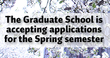 GSE Admissions - Spring Accepting Apps