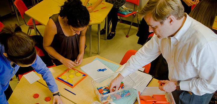 Learn how to enhance the teaching of math at your school.