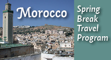 Morocco Study Abroad —