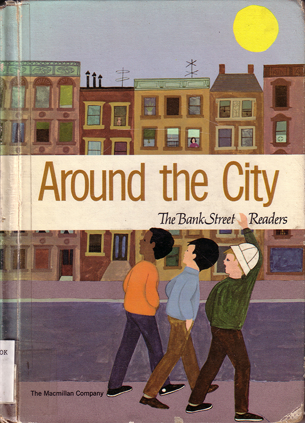 Around the City, part of the Bank Street Reader Series