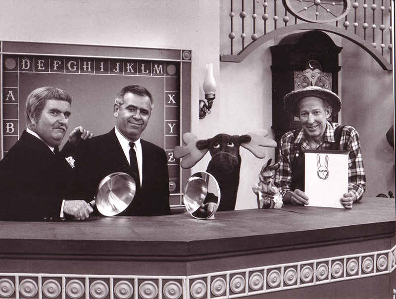 Bank Street created short educational segments for a number of Captain Kangaroo episodes in the late 1960s.