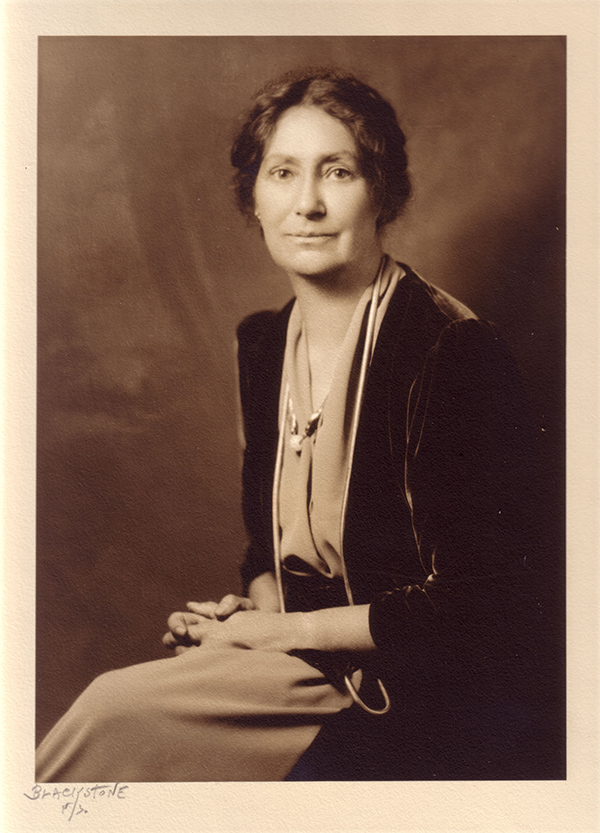 Our Founder, Lucy Sprague Mitchell