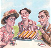 Hot Dog: Eleanor Roosevelt Throws a Picnic