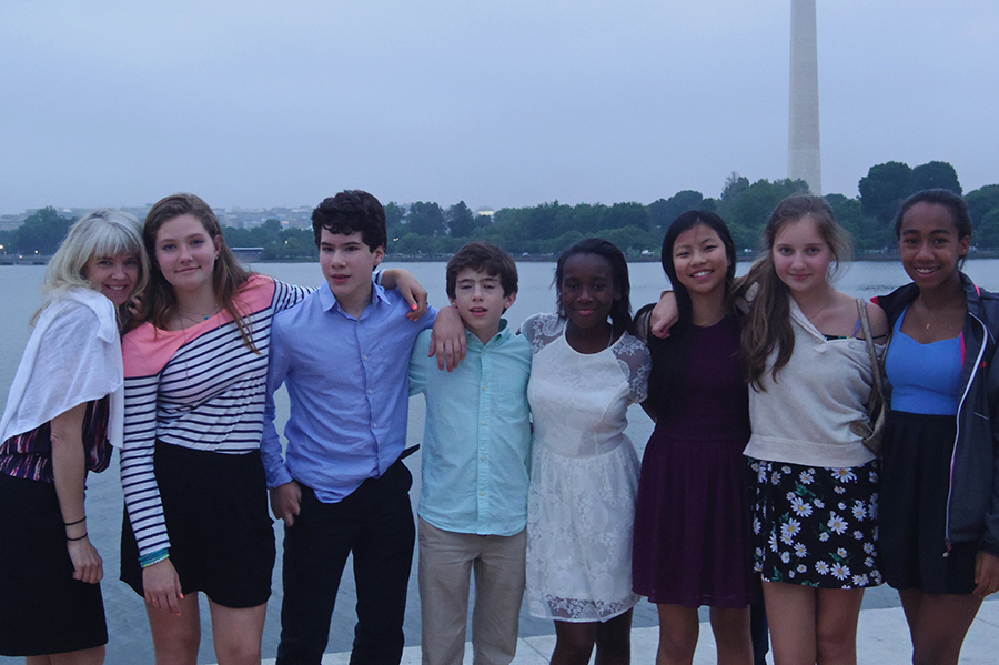 13/14s in Washington, DC