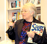 Carmen Fariña at Bank Street Book Store