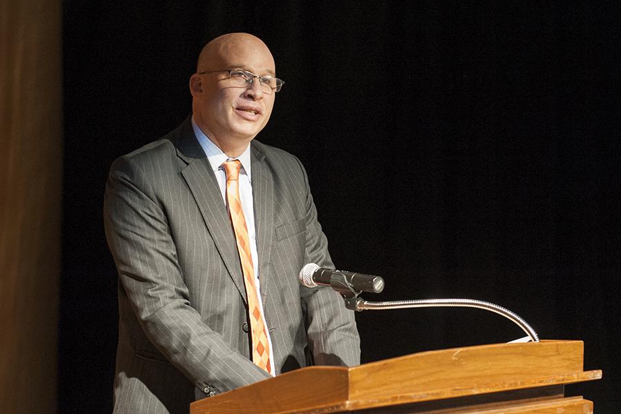 President Shael Polakow-Suransky