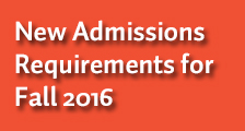 Entrance Exam Requirement
