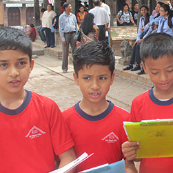 image for Nepal—Rato Bangala School