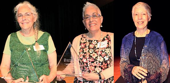2015 Alumni Award Honorees