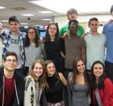 SFC Class of 2012 Off to College Alumni Reunion