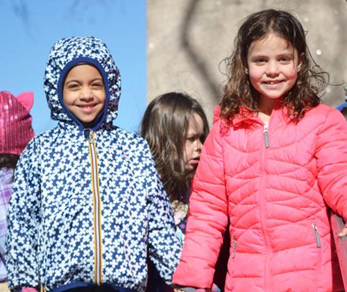 Shael Visits Spring Camp