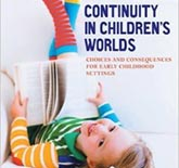 Bank Street Alumni Book Event: Continuity in Children's Worlds
