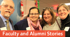 Faculty & Alumni Stories