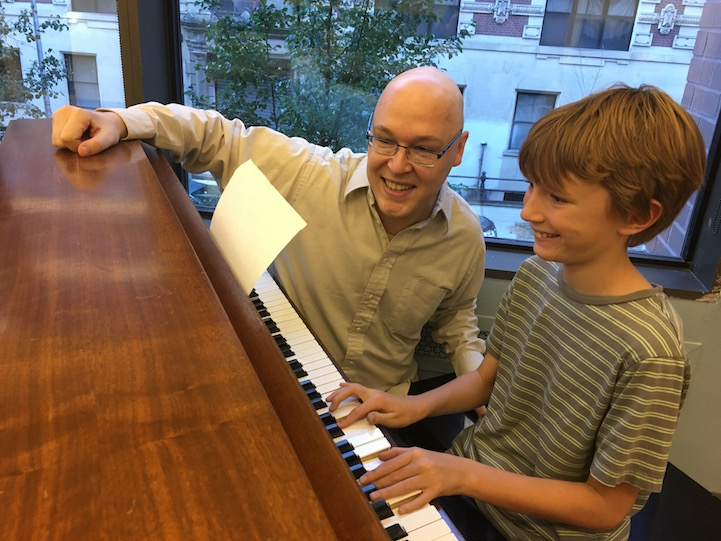 Private Piano, Guitar and Voice Lessons