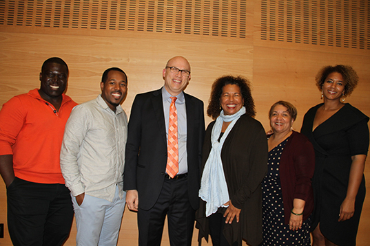 College Hosts Panel Discussion