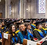 Graduate School of Education Commencement featuring Congressman John Lewis