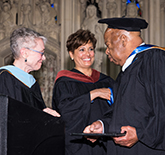Congressman John Lewis Honored at Graduate School of Education Commencement