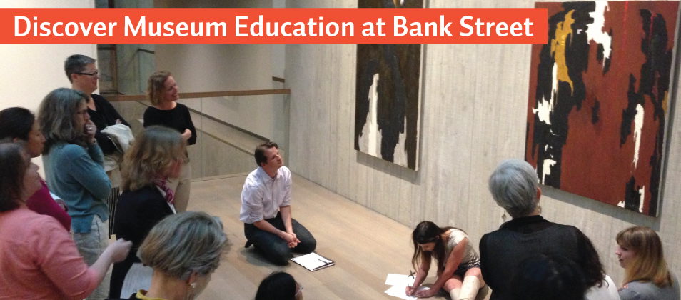 Work in a museum or classroom setting >>