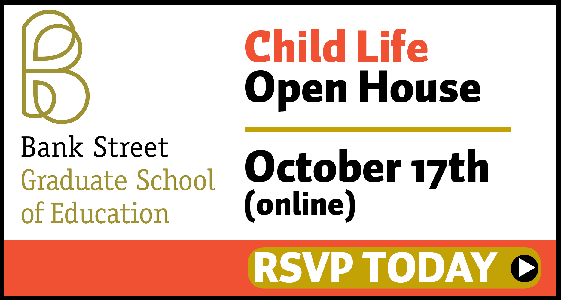 Child Life Open House 10-17-17