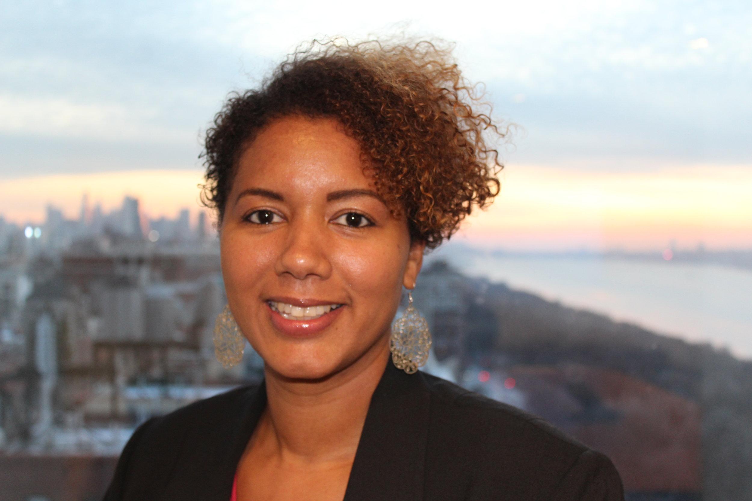 Takiema Bunche-Smith, Director of Early Childhood Programs